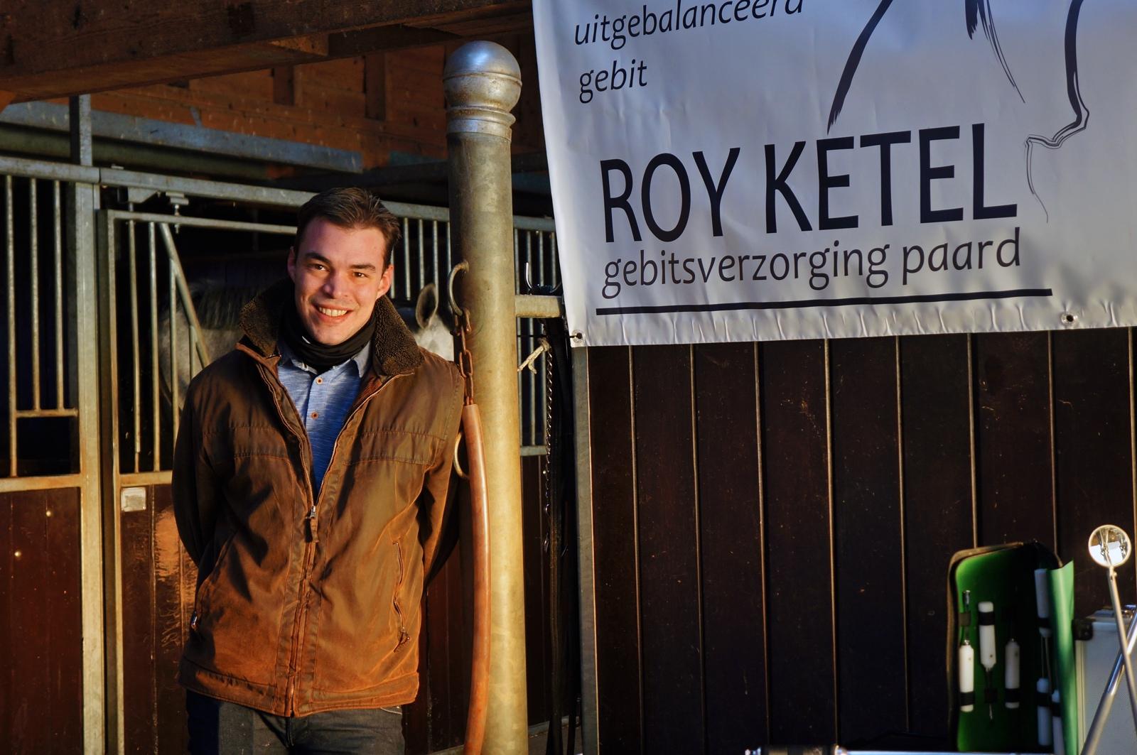 Roy Ketel - Paardentandarts